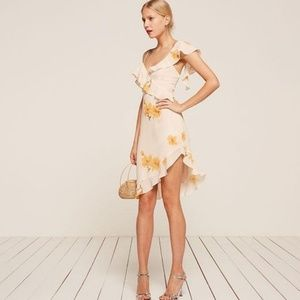 ***ISO*** Reformation Adora dress in Tangiers